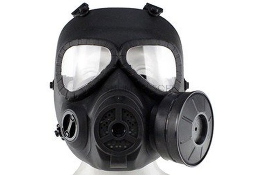 МАСКА-ПРОТИВОГАЗ M04 на все лицо с вентиляцией AS-MS0012B