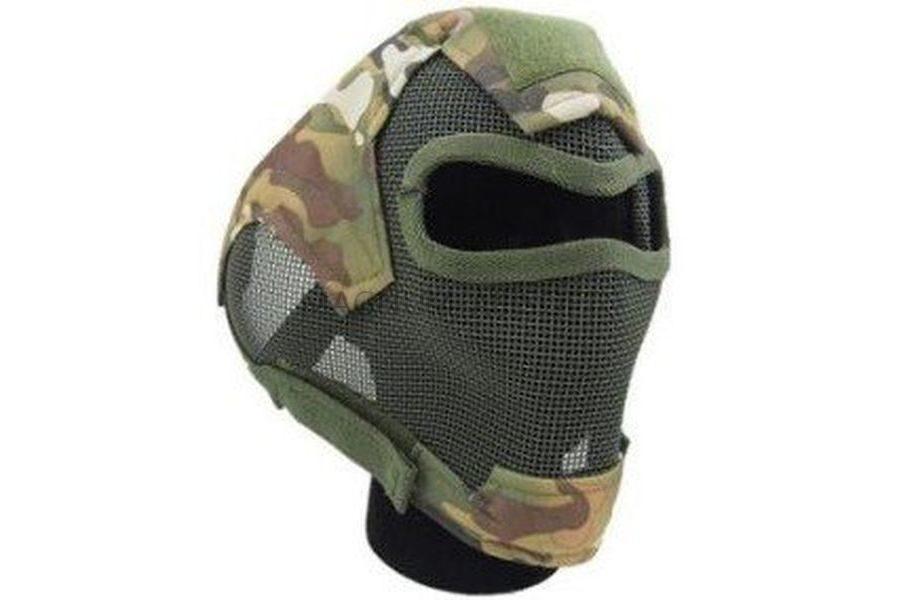 МАСКА Tactical V7 сетчатая на все лицо AS-MS0062CP