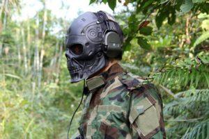 МАСКА Terminator Tactical AS-MS0090CO