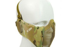МАСКА на нижнюю часть лица с защитой ушей AS-MS0086CP