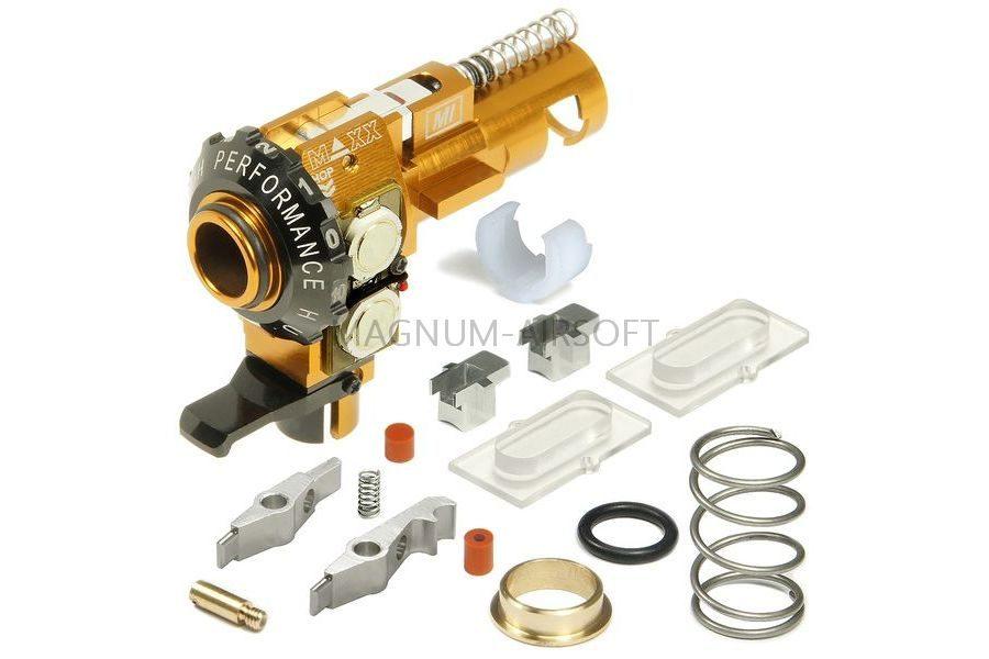 MAXX CNC Aluminum Hopup Chamber TE PRO w LED 900x600 - MAXX CNC Aluminum Hopup Chamber TE - PRO w/ LED (с подсветкой)