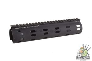 Madbull Daniel Defense Licensed Modular Float Rail 9inch - Black