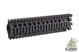 Madbull 9 inch Daniel Defense Lite Rail Picatinny Handguard (Black)