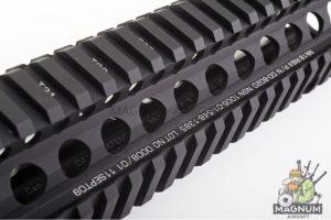 Madbull MK18 9.5 Inch Daniel Defense SOPMOD II-RIS II (Black)