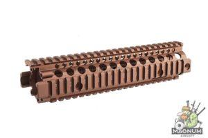 Madbull MK18 9.5 Inch Daniel Defense SOPMOD II-RIS II (Desert Tan)
