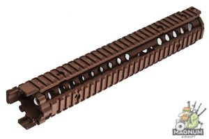 Madbull Daniel Defence Licensed M4A1 12.5 Inch RIS II (Dark Earth)