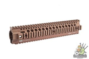Madbull Daniel Defense Licensed OmegaX Rail 12inch (Tan)