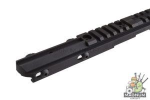 Madbull PRI Carbine Length PEQ Top Rail 7inch