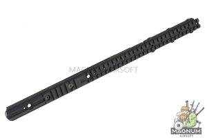 Madbull PRI Rifle Length PEQ Top Rail 12inch