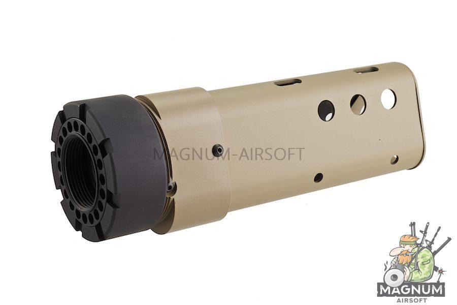 Madbull PRI Gen III delta rail 7 inch (FDE)