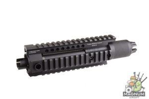 Madbull 7.0 inch PWS Diablo Rail Set For AEGs Only (Black)