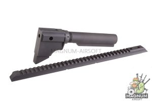 Madbull Spike Tactical 12inch HAVOC Launcher Stand Alone System