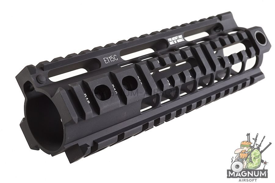 Madbull Superior Weapon Systems (SWS) Free Float 7.25inch Handguard (E115C Carbine Model)