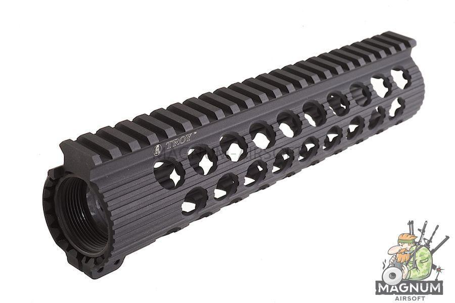 Madbull Troy Licensed TRX BattleRail 9 inch w/ 3 bonus Quick-Attach Rail Sections.