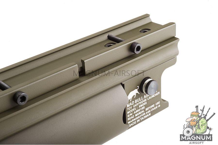 Madbull XM203 Long Moscart Launcher (OD)