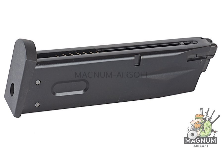 GK Tactical 22rds Gas Magazine for GK Tactical M92 GBB