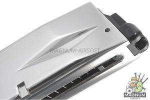 Gun Heaven (JP) 22rds M92 Magazine (6mm) - Silver