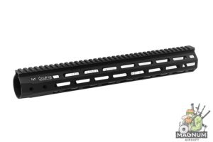 ARES 380mm Handguard Set for M-Lok System - Black