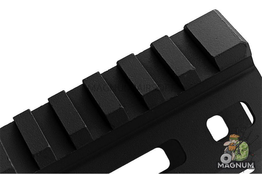 ARES 201mm Handguard Set for M-Lok System - Black