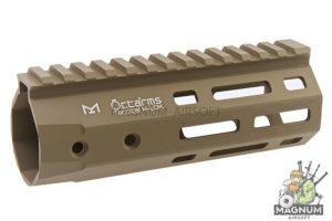 ARES 145mm Handguard Set for M-Lok System - Dark Earth