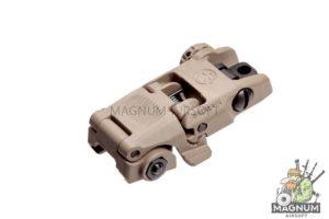Magpul PTS MBUS2 Rear Sight (DE)