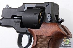 Marushin Mateba Revolver 6mm X-Cartridge Series 3 inch Black Heavyweight