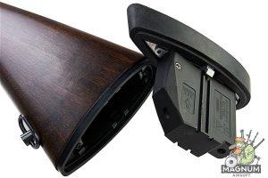Maruzen M1100 Wood Stock Version Live Shell 'AUTOMATIC' Shotgun