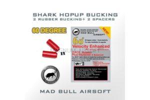 Mad Bull 60 Degree Shark Hopup Bucking 2 pcs