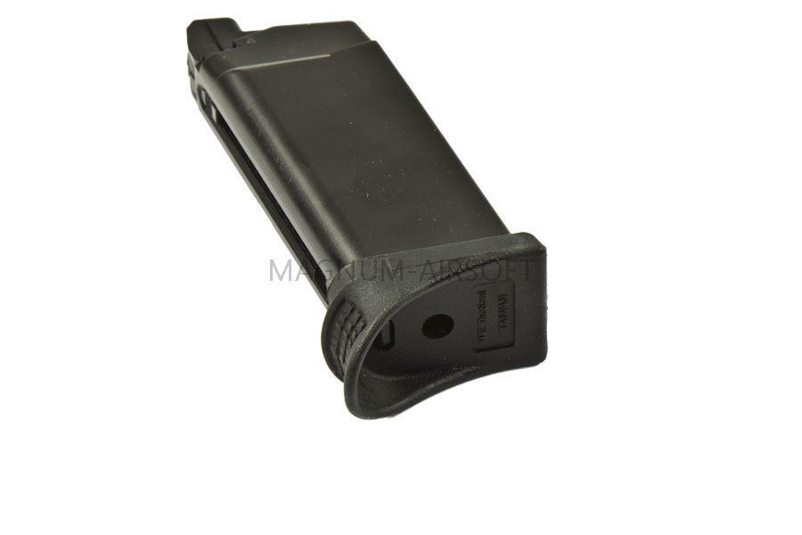 Магазин газовый WE для пистолета Glock 26 (MG-P29-WE)