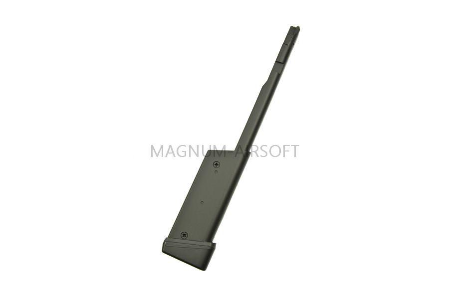 Магазин механический Cyma для пистолета Glock 18C AEP удлиненный (C27)