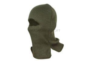 Маска-шлем 1й вязки (хаки)