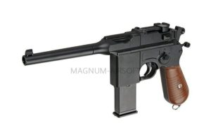 Пистолет Mauser (Galaxy) G.12 SPRING миниатюра
