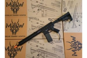 "Modular Training Weapon MTW 14.5 barrel 13 MLOK rail 2 300x200 - Modular Training Weapon (MTW) 14.5"" barrel 13"" MLOK rail"