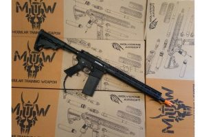 "Modular Training Weapon MTW 14.5 barrel 13 MLOK rail 300x200 - Modular Training Weapon (MTW) 14.5"" barrel 13"" MLOK rail"