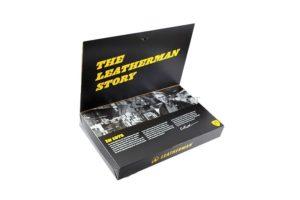 Мультитул Leatherman Squirt PS4 черный  в подарочной упаковке