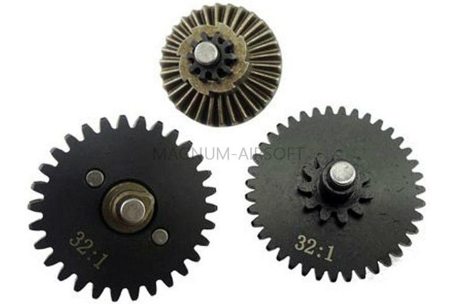 НАБОР ШЕСТЕРНЕЙ CNC Gear Set 32:1 ZCAIRSOFT CL-17