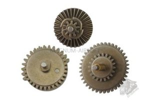 НАБОР ШЕСТЕРНЕЙ Steel Gear Set (Powder Metallurgy) ZCAIRSOFT CL-28