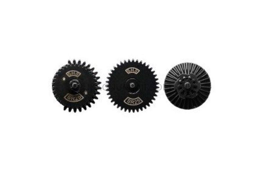 НАБОР ШЕСТЕРНЕЙ gearset SR25 CNC Steel  SHS CL14012