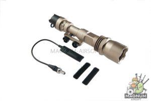 Night Evolution M96 Tactical Light LED Version - DE
