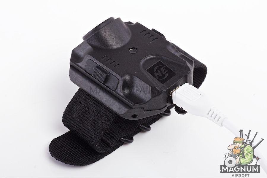Night Evolution Variable-Output LED WristLight
