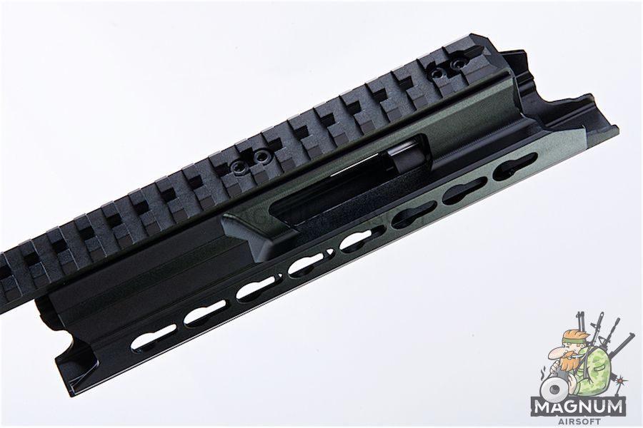 Nitro.Vo Keymod Handguard Short for Tokyo Marui Type 89 AEG