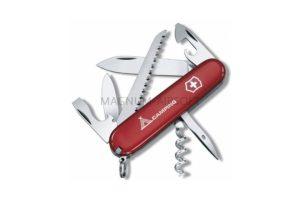 Нож перочинный Victorinox Camper Camping (1.3613.71) 91 мм 13 функций красный