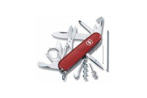 Нож перочинный Victorinox Explorer (1.6705) 91 мм 19 функций красный
