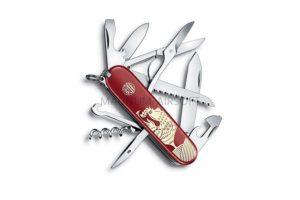 Нож перочинный Victorinox LE2017 Huntsman Year of the Rooster (1.3714.E6) 91 мм 16 функций