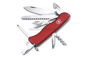 Нож перочинный Victorinox Outrider (0.9023) 111 мм 14 функций красный