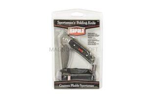 Нож складной Rapala SFM-K (лезвие 8,5 см, пластиковая рукоятка)