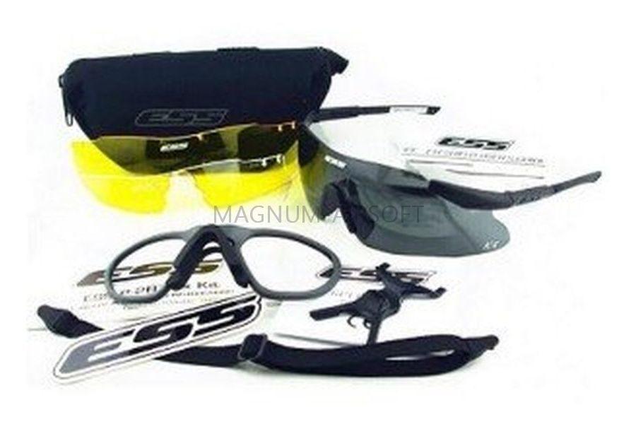 Очки защитные реплика ESS Ice AS-GG0012