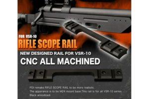 PDI  Rifle Scope Rail for Tokyo Marui VSR-10