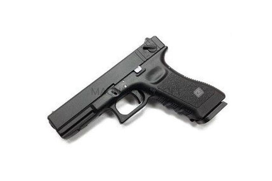 PISTOLET PNEVM. KJW GLOCK G18 GBB GAS avt. stvol s rezboy met. slayd model KP 18 TBC.GAS  1 900x600 - Пистолет KJW GLOCK G18 GBB GAS - KP-18-TBC.GAS