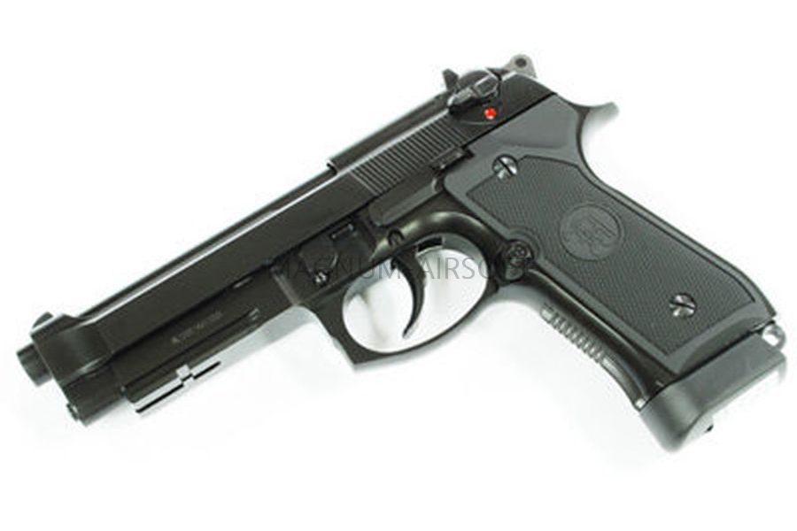 PISTOLET PNEVM. KJW M9 A1 GBB CO2 metall relsa model M9A1.CO2  1 900x600 - Пистолет KJW M9A1 GBB, CO2 M9A1.CO2